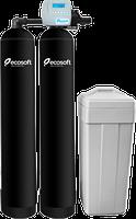 Фильтр умягчитель воды непрерывный для котельной ECOSOFT FU 0844 СЕ Twin, фото 1