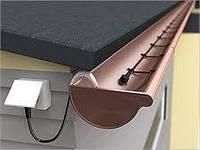 Hemstedt DAS 30Вт для водостока кабель нагревательный двухжильный со встроенным термостатом и вилкой