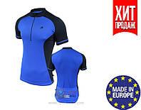 Велофутболка мужская Radical Racer SX (original), веломайка, джерси с карманами, велоодежда