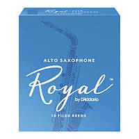 Трости для альт саксофона  RICO Royal - Alto Sax #2.5 - 10 Box