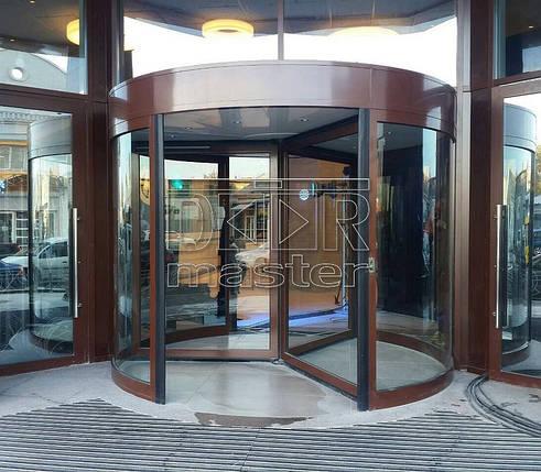 Автоматические карусельные двери KBB KA 023, фото 2