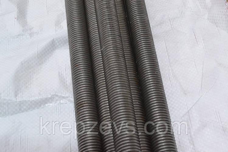 Шпилька М39х1000 DIN 975 из нержавейки А4