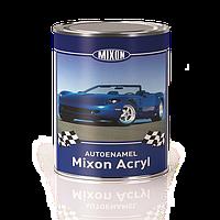 Краска для автомобиля акриловая Mixon Acryl. Темно зеленая 394. 1 л