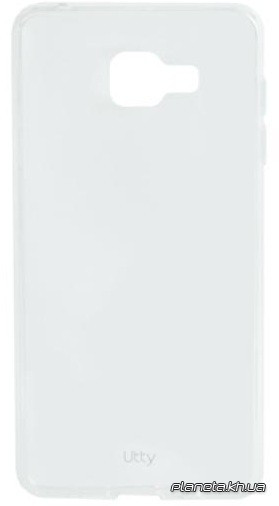 Utty Regular TPU силиконовая накладка для Samsung A7 2016 A710 Clear