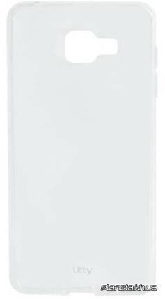 Utty Regular TPU силиконовая накладка для Samsung A7 2016 A710 Clear, фото 2