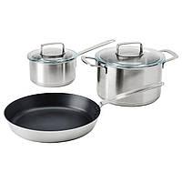ИКЕА 365+, Набор кухонной посуды, 3 шт.