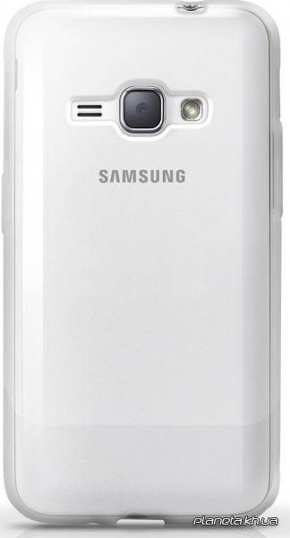 Utty Regular TPU Samsung J1(2016) J120 Clear