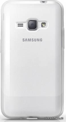 Utty Regular TPU Samsung J1(2016) J120 Clear, фото 2