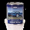 Авто эмаль акриловая Mixon Acryl. Черная 601. 1 л