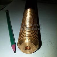 Шпилька медная М30х560 ГОСТ 22042-76 производство ТАНТАЛ медь М2