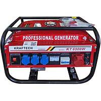 Бензиновый генератор Kraftech KT 6500W