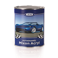 Авто эмаль акриловая Mixon Acryl. Темно коричневая 793. 1 л