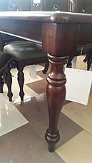 Стол Оксфорд 1,80 м. (спелая вишня), фото 2