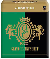 Трости для альт саксофона  RICO Grand Concert Select - Alto Sax #2.5 - 10 Box