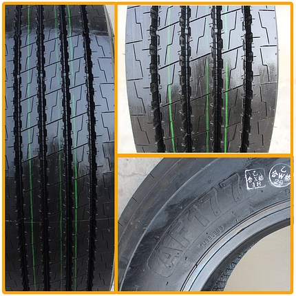 Грузовая шина Aufine AF177 (Рулевая) 265/70R19.5, фото 2