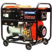 Сварочный (дизельный) генератор Glendale DP180WE
