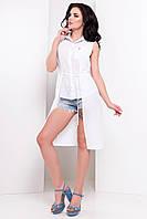 "Рубашка ""Элизе б/р 3025"" Белый"
