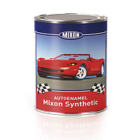 Алкидная краска для автомобиля Mixon Synthetic. Сливочно белая 295. 1 л, фото 1