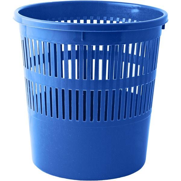 Корзина для мусора Кп-3 синяя