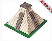 """Керамический конструктор """"Пирамида Майя"""""""