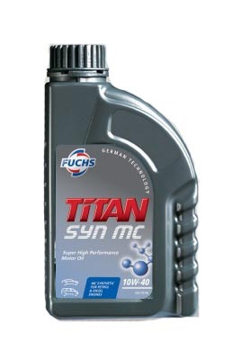 TITAN SYN MC  SAE 10W-40 (1л.)