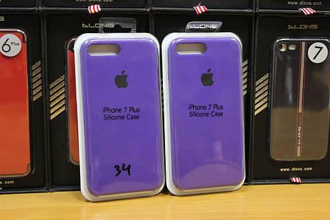 Силикон original iPhone 7 Plus copy