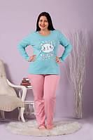 Пижама женская больших размеров SEXEN 60180