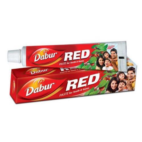 """Зубная паста """"Red"""" Dabur 100г"""