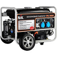 Бензиновый NiK PG 3000