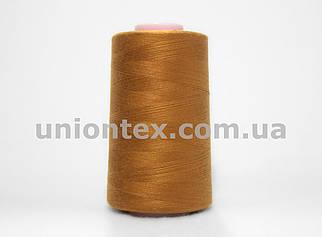 Нитка швейная 777 40/2 светло-коричневая