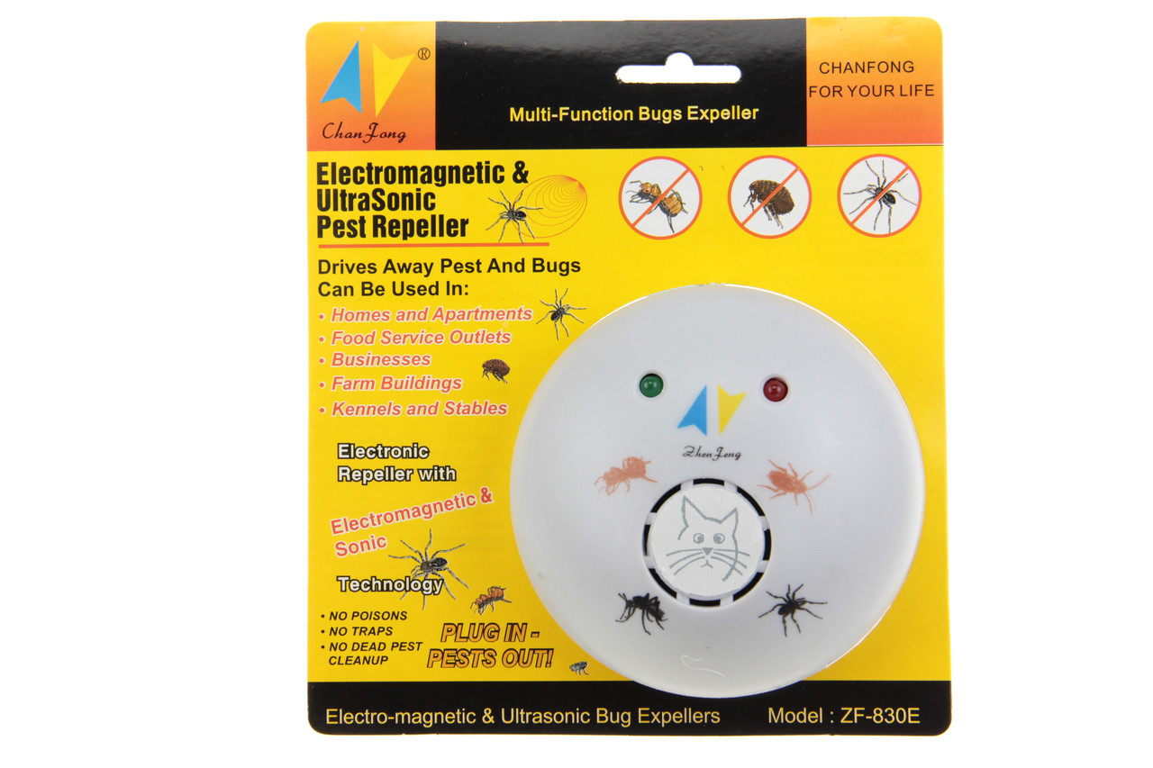 ультразвуковой отпугиватель мышей крыс и насекомых