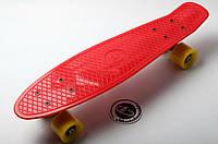 Penny Board FISH 22in (красный-черный-желтый)