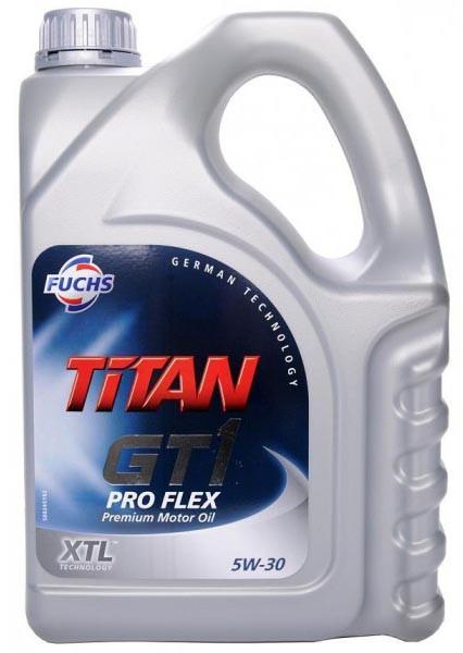 TITAN GT1 PRO FLEX 5W-30 (4л.)
