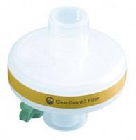 Фильтр для дыхания вир/бактер.взр.CLEAR-GUARD3порт из запором LUER-LOC 1544000 Intersurgi