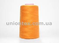 Нитка швейная 777 40/2 оранжевая