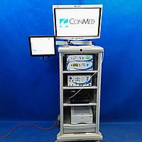 Стойка оборудования для Лапароскопии и Артроскопии ConMed IM4000 Arthro-Laparoscopic Tower