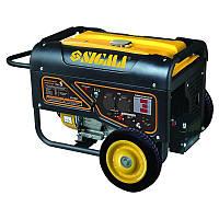 Бензиновый генератор SIGMA Генератор бензиновый PRO-S 5.0/5.5 кВт электрозапуск (5710621)