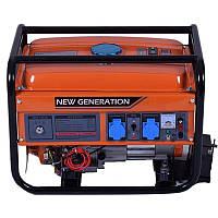 Бензиновый генератор New Generation NG2800E (2,5/2,8 кВт)