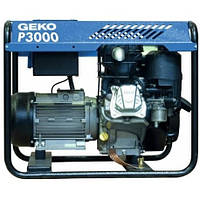 Бензиновый генератор Geko P3000E-S/SHBA Новинка