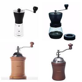 Ручные кофемолки Hario