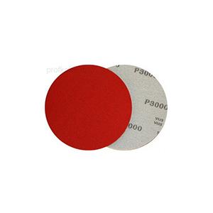 Ультратонкий абразивный шлифовальный круг P2000 на мягкой основе Radex D150 мм