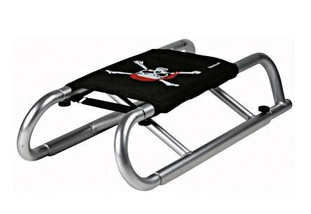 """Зимние санки """"AlpenAlu Foldable Sled"""" Skull"""