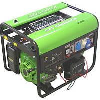 Газовый генератор GreenPower CC5000LPG/NG-T2