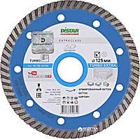Алмазный отрезной диск Distar Turbo Extra 125x2.2x10x22.23 (10115028010), фото 1