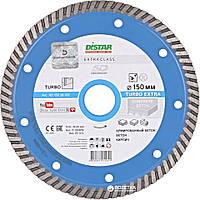 Алмазный отрезной диск Distar Turbo Extra 150x2.2x9x22.23 (10115028012)