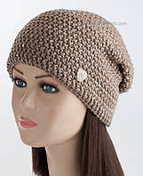 Женская шапка-колпак Манго
