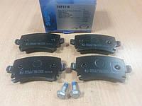 """Колодки тормозные задние на VW CADDY III 1.4-2.0 2004>, PASSAT, AUDI, SKODA, """"SAMKO"""" 5SP1219 - Италия"""