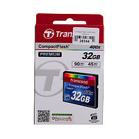 Карта пам'яті Compact Flash Transcend TS32GCF400 Deeppink