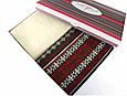 Постельное белье Irya Flanel Merida красное евро размер, фото 2