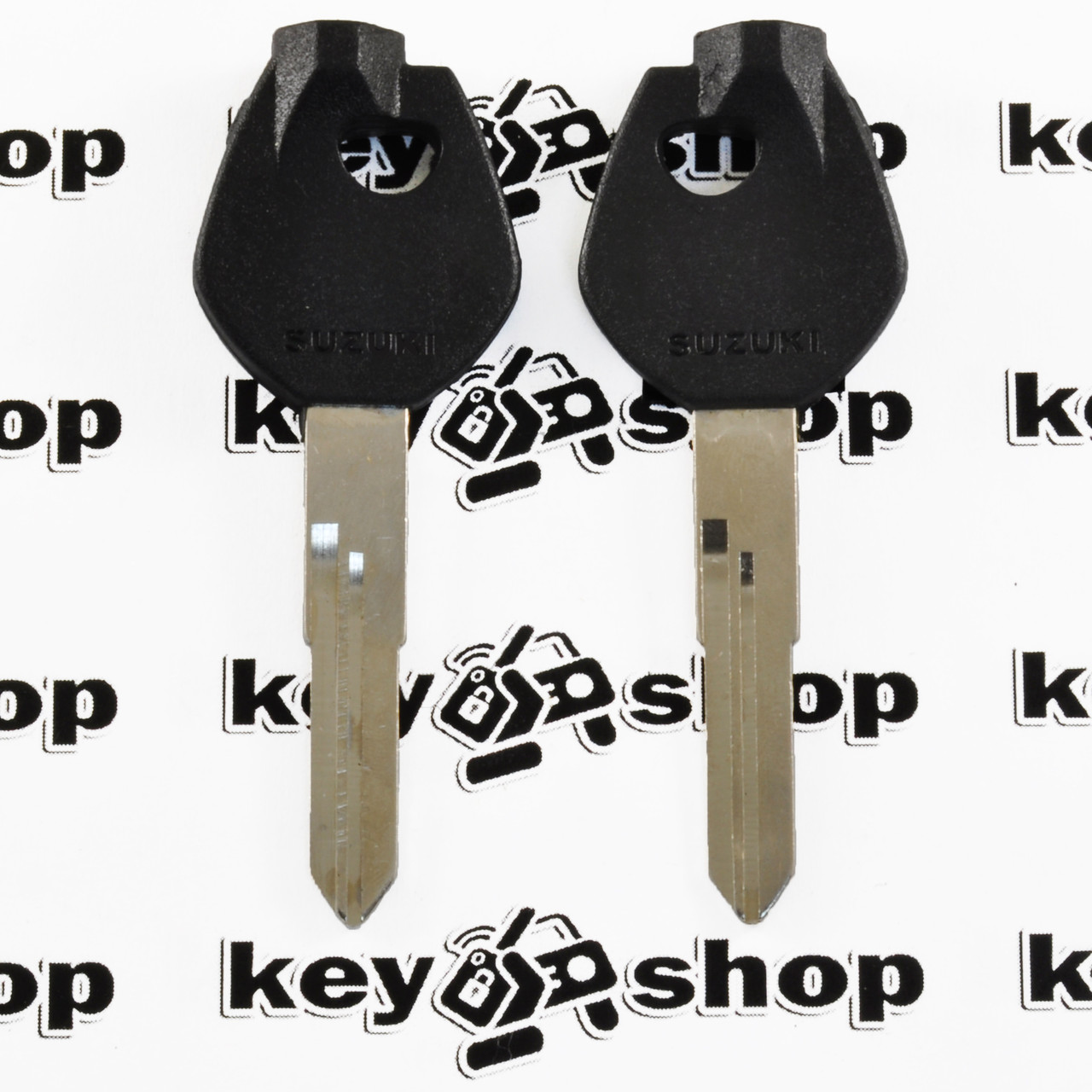 Ключ для мотоцикла Suzuki (Сузуки), лезвие правое, с упорами